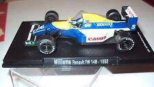 1/43ième - WILLIAMS RENAULT FW14B - 1992