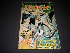 Jungle Comics 81, (1946), Bondage cover, Fiction House Mag