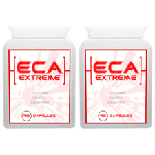 180x ECA EXTREME Fat Burner slimming DIET PILLS,weight loss,pre-workout,UK legal