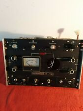 AKAI M10  REEL TO REEL TAPE DECK TOP FACE COVER--PLUS PARTS