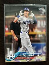 RARE 2018 Topps Series 1 #42 Cody Bellinger Photo Variation short print SSP