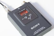 Sony WRT-8B (Ch. 62-65) Body-Pack Wireless Lav Mic Transmitter - EXCELLENT COND.