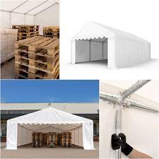 Lagerzelt 3x2 - 6x12m Zelthalle Weidezelt Zelt ca. 500g/m² PVC wasserdicht