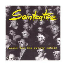 SAINTCATEE Music For The Groovy Nation CD (200086)
