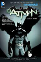 BATMAN TP VOL 02 THE CITY OF OWLS NEW 52 DC COMICS TPB NEW