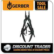 Gerber Black Diesel Multi-Plier with Sheath 41545 - 22-41545