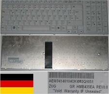 CLAVIER QWERTZ ALLEMAND LG S900 Series, HMB435EA, AEW34146104 Blanc
