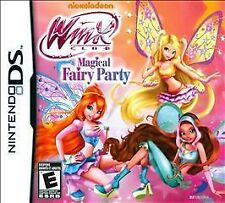 *NEW* Winx Club Magical Fairy Party - Nintendo DS