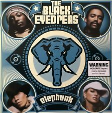 The Black Eyed Peas Elephunk Cd Brand New And Sealed