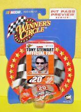 WINNER'S CIRCLE - TONY STEWART - PIT PASS PREVIEW SERIES - 2003 - MINT
