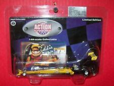 EDDIE HILL PENNZOIL 1997 NHRA DRAGSTER 1/64 ACTION DIECAST CAR 9,432 MADE