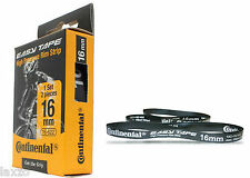 Continental Easy Tape High Pressure Rim Strip Set / 16mm for Road Bike/ 16-622