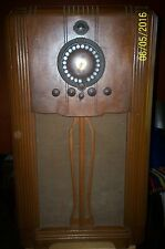 Montgomery Ward AIRLINE BROADCAST SHORTWAVE TUBE RADIO Floor Console