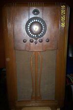 Montgomery Ward Airline Broadcast Shortwave Tube Radio Floor Console