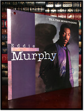 Till The Money's Gone ✎SIGNED♫ by EDDIE MURPHY Humor Legend Vinyl LP Record