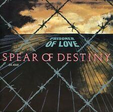 SPEAR OF DESTINY - DO7''  Prisoner Of Love  (UK,Ten,1983) Doppel-Single