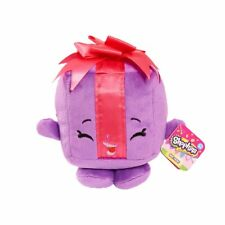 Shopkins Plush Toy Miss Pressy Pink & Purple 7""