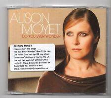 (IZ231) Alison Moyet, Do You Ever Wonder - 2002 CD
