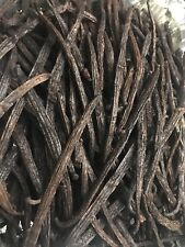 Partial Madagascar Vanilla Beans  2 oz. = 20 full beans