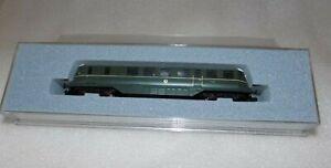 Graham Farish Bachmann N gauge 371-625 GWR Railcar W32W Brunswick green