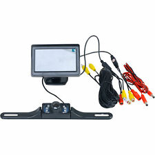 Ultra-Tow Backup Camera - 4.3in. Screen 480 X 272 Resolution 12 Volt