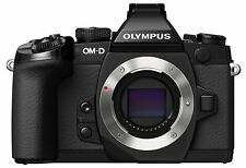 Olympus OM-D E-M1 Mirrorless Digital Camera with 16MP and 3-Inch LCD (Body Only)