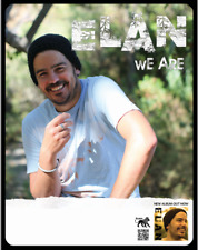 """Elan (The Wailers, Gwen Stefani) """"We Are"""" Cd Release Poster 18"""" x 24"""" w/Stickers"""