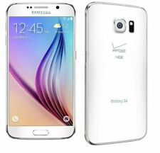 Samsung Galaxy S6 G920P 32GB Sprint UNLOCKED - White (Shaded Screen) (IL/SP5-...
