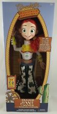 Disney Store Toy Story Interactive Talking Jessie Pull String Doll Action Figure