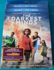 New The Darkest Minds Blu-ray & Dvd No Digital Blueray bluray Sci Fi movie
