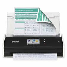 Brother ImageCenter ADS-1500W Document Scanner (Unit and power cord only)