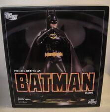 DC DIRECT NEW!! MICHAEL KEATON AS BATMAN STATUE MOVIE BUST DARK KNIGHT Figurine