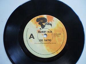 "JOEL DAYDE - 7""45 - ""MAMMY BLUE / THE GREAT LOVE"" - 1973(?) - OZ"