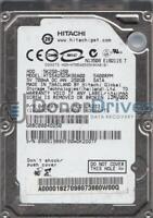 HTS542525K9SA00, PN 0A54976, MLC DA2031, Hitachi 250GB SATA 2.5 Hard Drive
