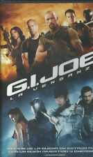 G.I. JOE La Venganza DVD
