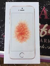 Apple iPhone SE - 32GB - Rose Gold (Straight Talk) Smartphone- NEW in sealed box