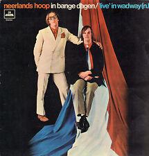 NEERLANDS HOOP (FREEK DE JONGE & BRAM VERMEULEN) - 11X LP (PERIODE 1971-1980)
