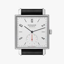 Nomos Glashuette Unisex Tetra Neomatik 39 33mm Steel Case Automatic Watch 421