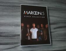 DVD MAROON 5 - VIDEO COLLECTION (See the description)