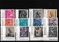 Vatikanstadt 490-501 (kompl.Ausg.) postfrisch Eckrandsatz