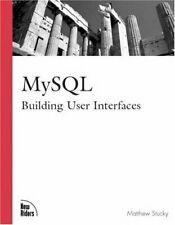 MySql Building User Interfaces Landmark