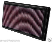KN AIR FILTER REPLACEMENT FOR LINCOLN LS 00-06; JAG S-TYPE 99-08; FORD T-BIRD 02