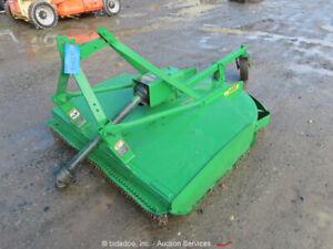 John Deere MX5 3-Point Ag Tractor Mower Brush Cutter Attachment PTO bidadoo