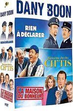 Rien à Déclarer / Bienvenue chez les Ch'tis / La Maison du Bonheur - Coffret DVD