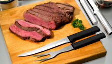 """RADA CARVING GIFT SET G213 RADA CUTLRY KNIFE  """"MEAT LOVERS DREAM SET"""" MADE IN US"""