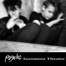 PSYCHE Insomnia Theatre [+9 bonus] CD 2016
