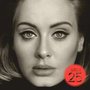 Adele: 25 CD Album (2015) 1 Disc, XL Recordings NEW & SEALED