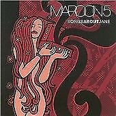Maroon 5 - Songs About Jane  freepost in very good condition