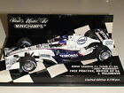 1:43 J. Villeneuve~BMW Sauber~ 'Just Married' 2,736pcs - Minichamps 400060117