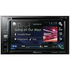 Pioneer Avh-x390bs 2yr WARANTY Double DIN With Bluetooth DVD CD Car Stereo